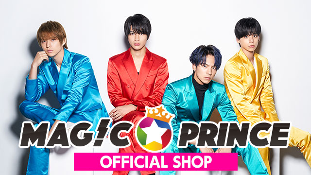 MAG!C��PRINCE OFFICIAL SHOP