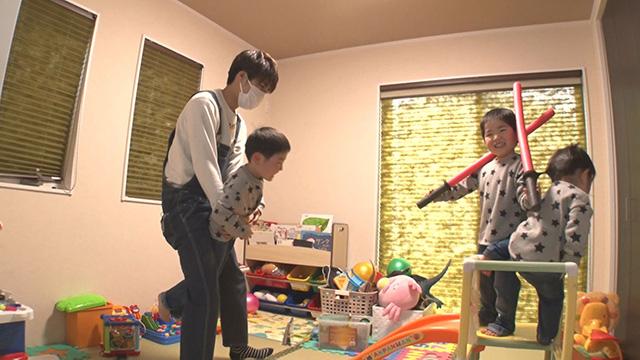「一日だけでいい!子守りのサポートをしてほしい」わんぱく4人兄妹の子守りをお助け!