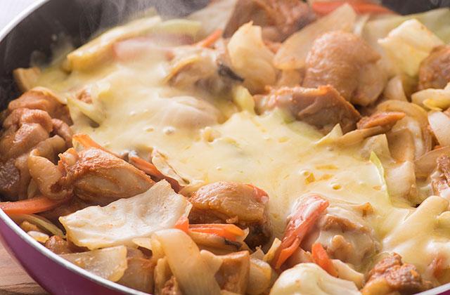 タッカルビ 材料 チーズ チーズダッカルビの食べ方とは?おすすめの材料や味付け、絶品のしめ!