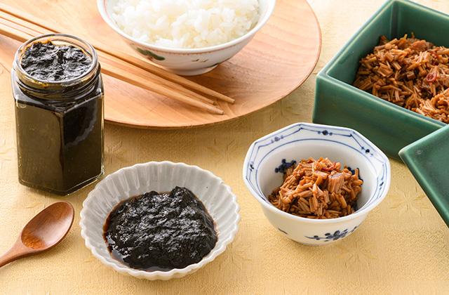 レシピ 佃煮 海苔 の